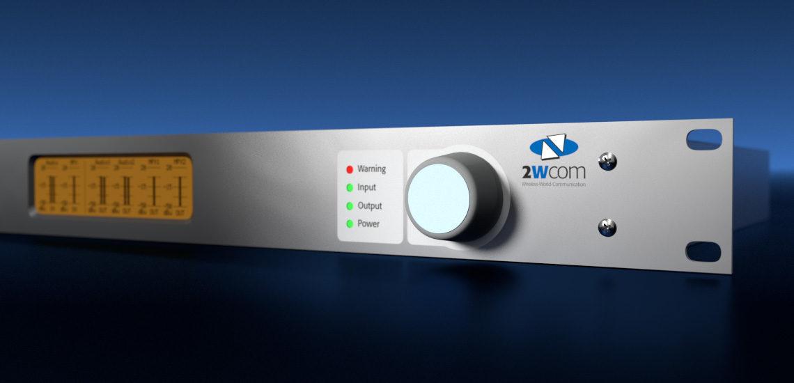 A30 FM rebroadcast receiver FM demodulator