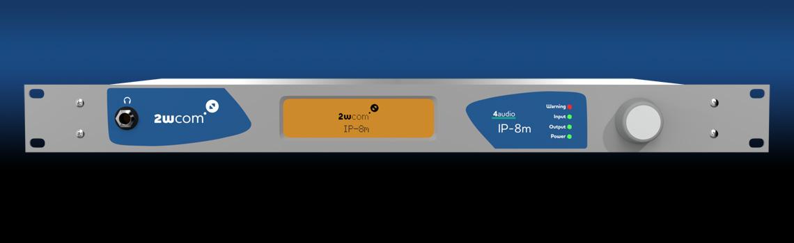 IP-8m front